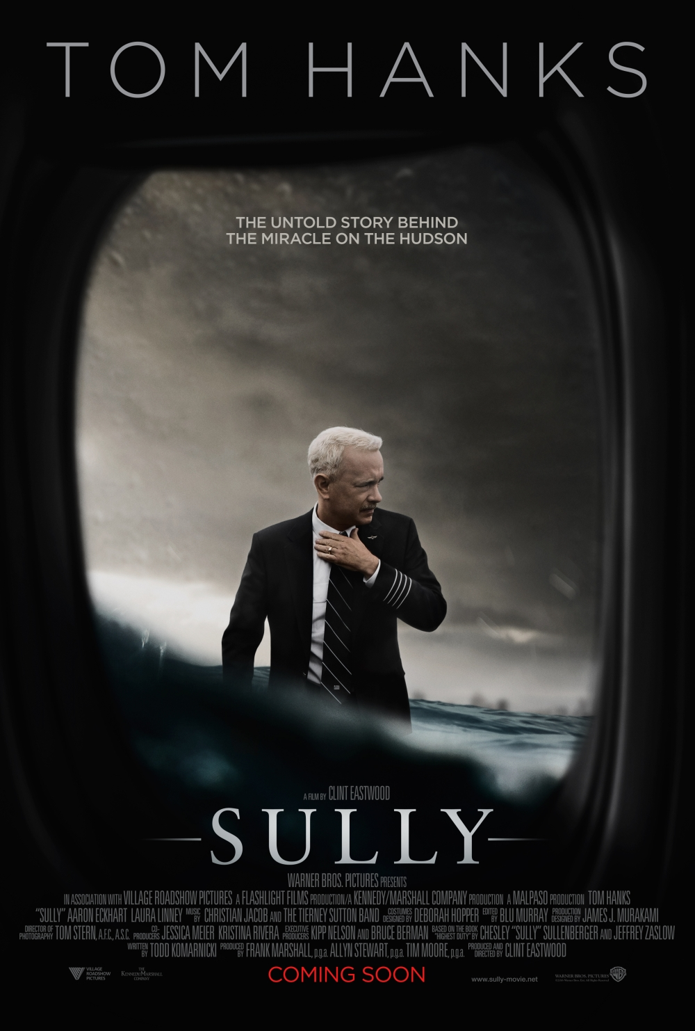 SULLY ENG Poster